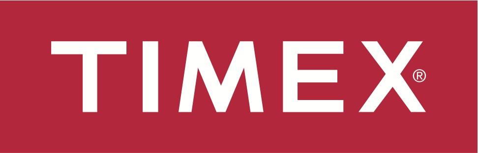 TIMEX 2013 LOGO White In 186 Red Box cmyk