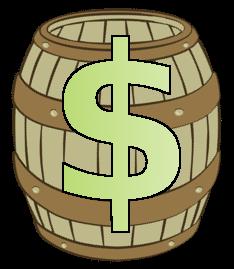 cash barrel