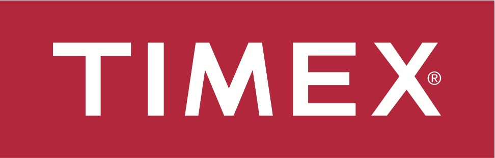 TIMEX 2013 LOGO White In 186 Red Box cmyk